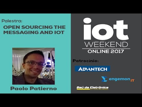 Open sourcing the messaging and IoT - Paolo Patierno