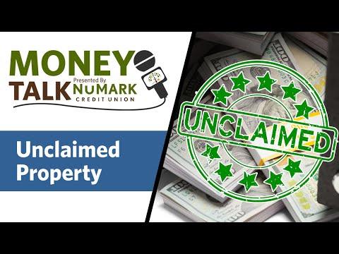 Unclaimed Property - Money Talk