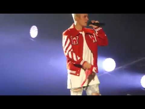 Justin Bieber - Where Are Ü Now - Royal Farms Arena, MD