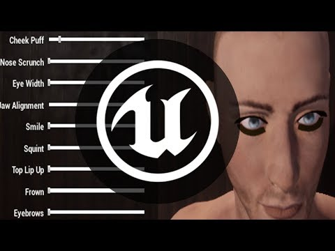 Unreal Engine Tutorial - Character Creator