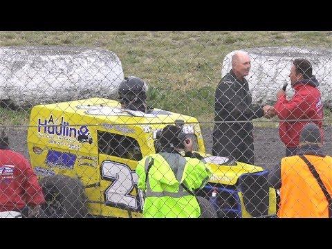 Dwarf Cars VETERAN MAIN 6-15-19 Petaluma Speedway