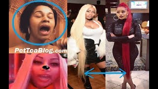 Nicki Minaj Sneak Diss Cardi B & Cardi Responds to Barbz (VIDEO) #KrippyKush