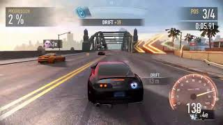 Toyota Supra - Need for Speed (no limits) 2017