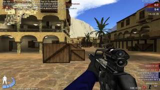 urban terror multiplayer gameplay online game
