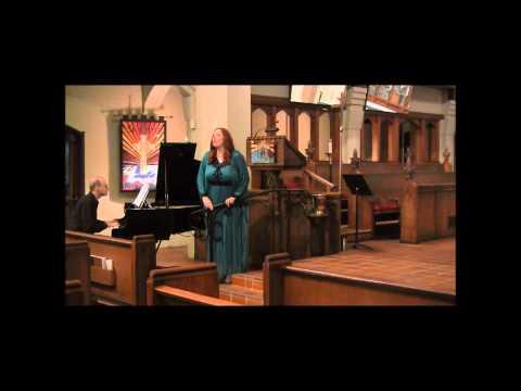 Megan Gillespie sings George
