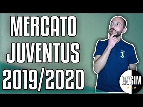 Mercato Juve 2019: quali rinforzi? ||| Mercato Avsim