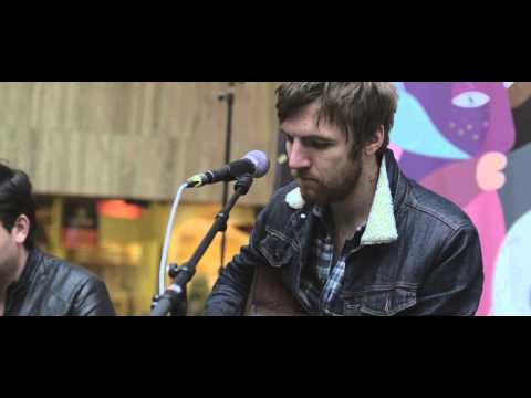 Kodaline - High Hopes live @ Central Station Brussels