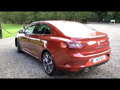 Renault Megane Grand Coupe Review | a well specced saloon for €29,000! #MeganeGrandCoupe