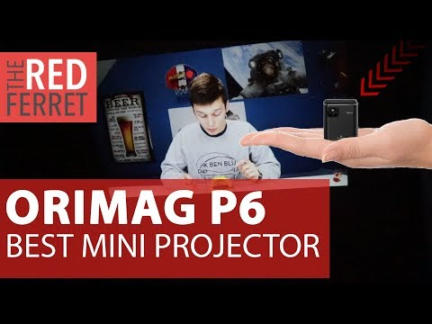 orimag p6 the worlds tiniest projector review youtube orimag p6 the worlds tiniest projector review