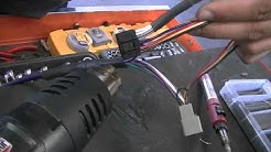 How Too Solder Heat Shrink Your Car Stereo Harness!