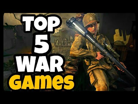 Top 5 War Games For Android!!!  |Azcreation|