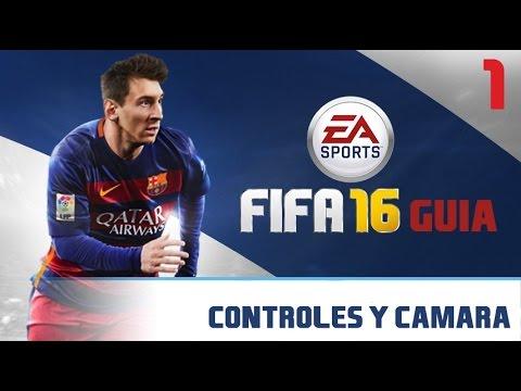 FIFA 16 Guía. Capítulo 1: Controles y cámara