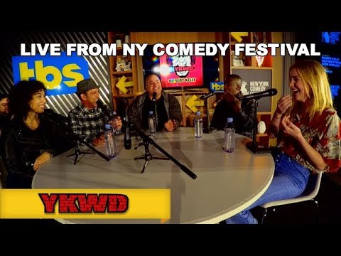 YKWD #199 - LIVE FROM NY COMEDY FESTIVAL (RICH VOS, KEITH ROBINSON, VON DECARLO)