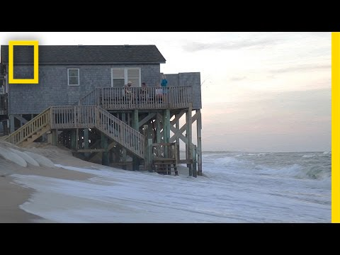 What If Your Home Was Slipping Into the Ocean? | National Geographic