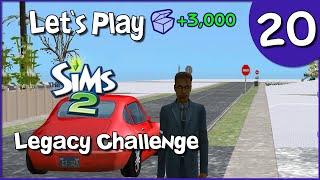 Let's Play The Sims 2 Legacy Challenge #20 - Mayor Joe