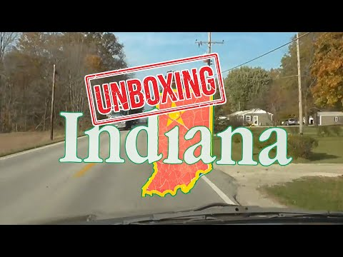 Unboxing INDIANA: What It's Like Living in INDIANA