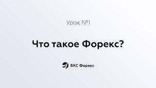 Заработать на Разнице Рубля и Доллара. Урок 1 | Что Такое Форекс? | БКС