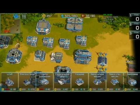 Art Of War 3: Global Conflict (by Gear Games) - iOS / Android - Gameplay