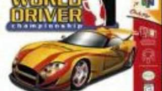 World driver championship OST-Menu theme