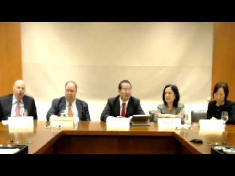 Yale Career Panels: Legal Profession (November 10, 2015)
