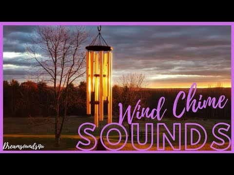 Wind Chimes Sounds For Sleep | Relaxation Sounds- 2019