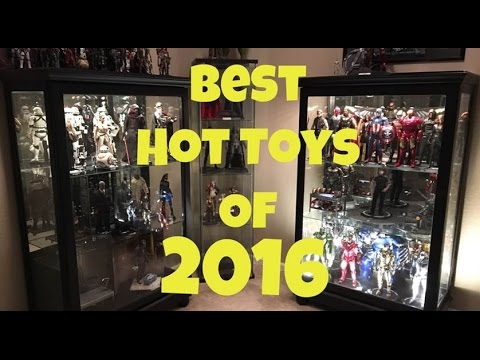2016 Ranking: Worst to Best Hot Toys of the Year
