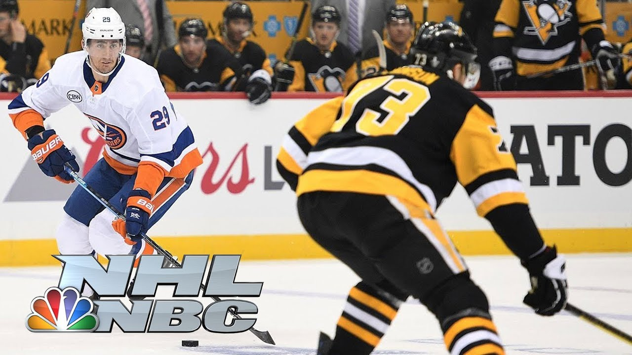 NHL Stanley Cup Playoffs 2019: Islanders vs. Penguins   Game 3 Highlights   NBC Sports