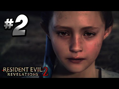 Resident Evil Revelations 2 · Episode 1: Penal Colony Walkthrough Part 2 (100% Collectibles)