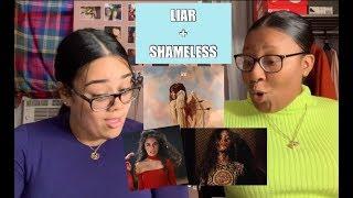Camila Cabello - Liar + Shameless   AUDIO & MV REACTION!!