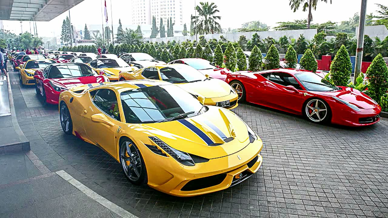 Ferrari Owner Club Indonesia Youtube