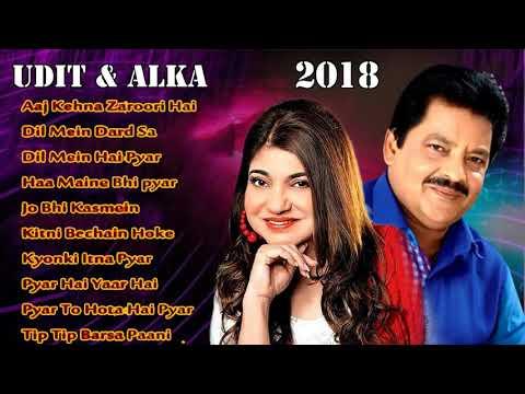 Udit Narayan & Alka Yagni LoveStruck Melodies Romantic song