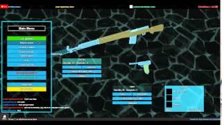 call of robloxia SVT-40 gun