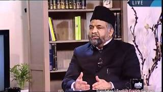 What does the Holy Qur'an say about Non Lawbearing prophets_persented by khalid Qadiani.flv