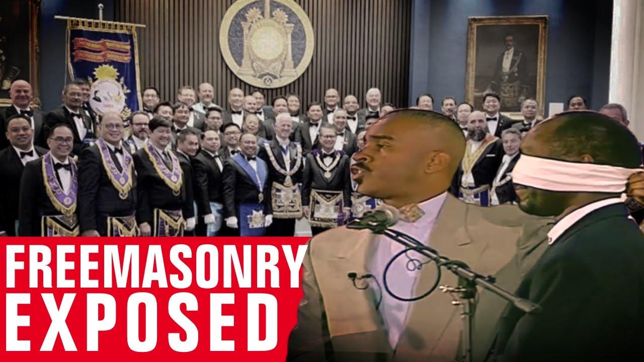 Pastor Gino Jennings - Freemasonry Exposed