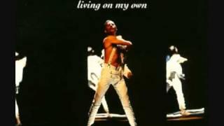 Freddie Mercury - Living on my Own (1993 Original Version Extend mix) + lyrics