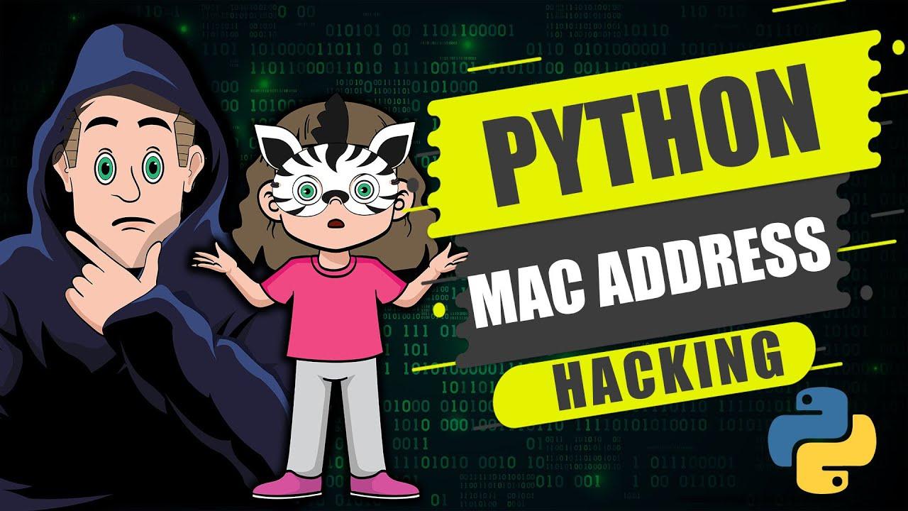 Python WiFi MAC Changer (Windows 10 MAC Address Spoofing)