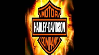 Harley Davidson Lightning Logo (Video Wallpaper)