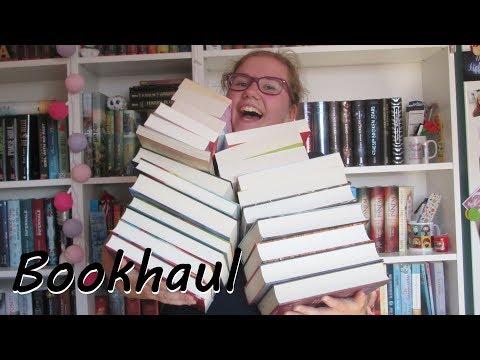 XXL-Bookhaul Juni 2017 - Mein Regal wird voll!