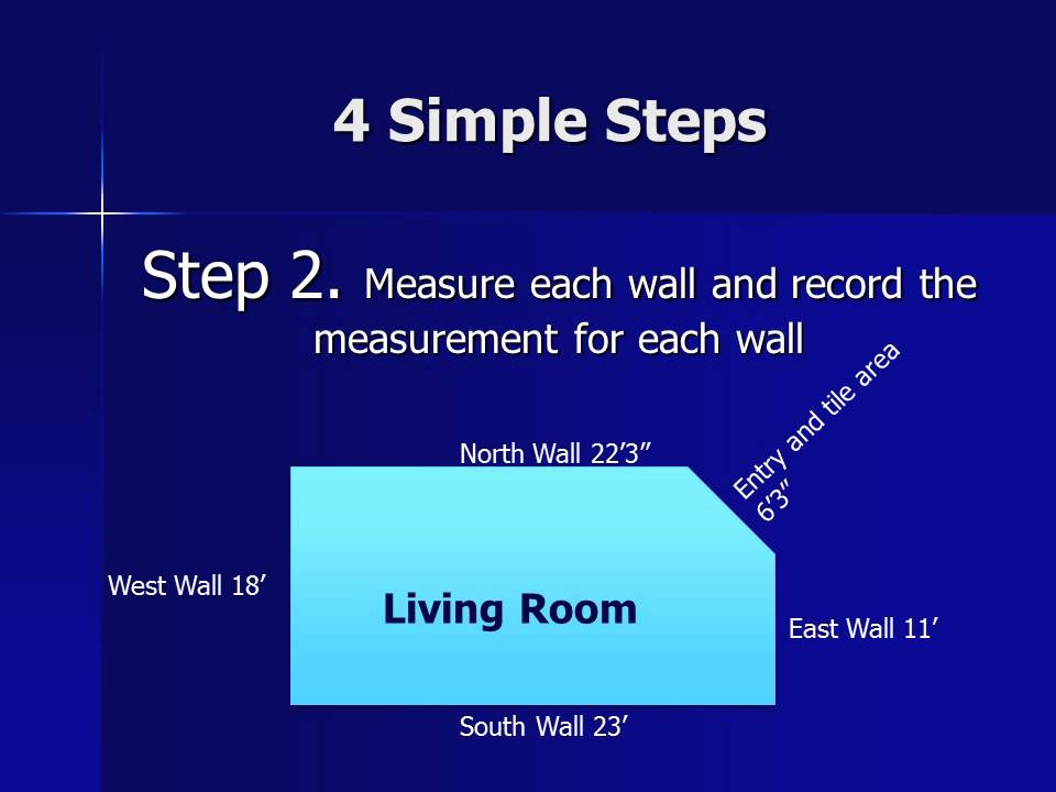 WMV How To Measure Living Room For Carpet