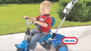 Детский велосипед 3 в 1, видео обзор модели
