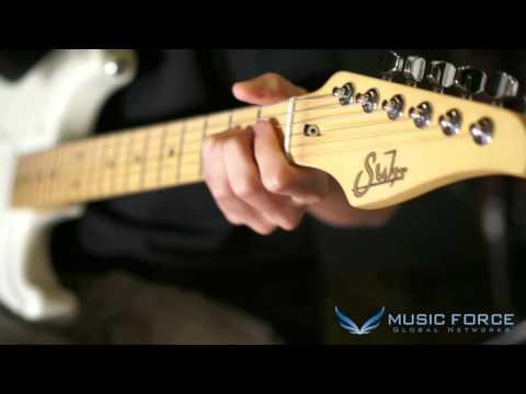 [MusicForce] Suhr Classic Pro Demo 'Don't Dream It's Over' by Guitarist Mateus Asato