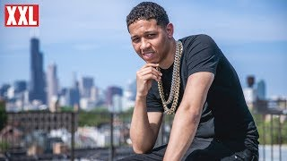Lil Bibby Moves From Rapper to Record Label Executive