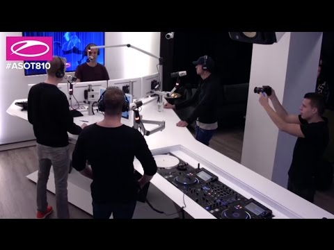 Cosmic Gate in the mix on ASOT 810!