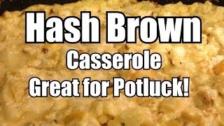 Hash Brown Casserole - Ninja Cooking System