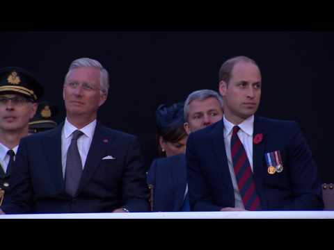 Ceremony of Remembrance 'The Centenary of Passchendaele – the Third Battle of Ypres'