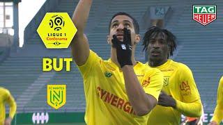 But Ludovic BLAS (48') / AS Saint-Etienne - FC Nantes (0-2)  (ASSE-FCN)/ 2019-20