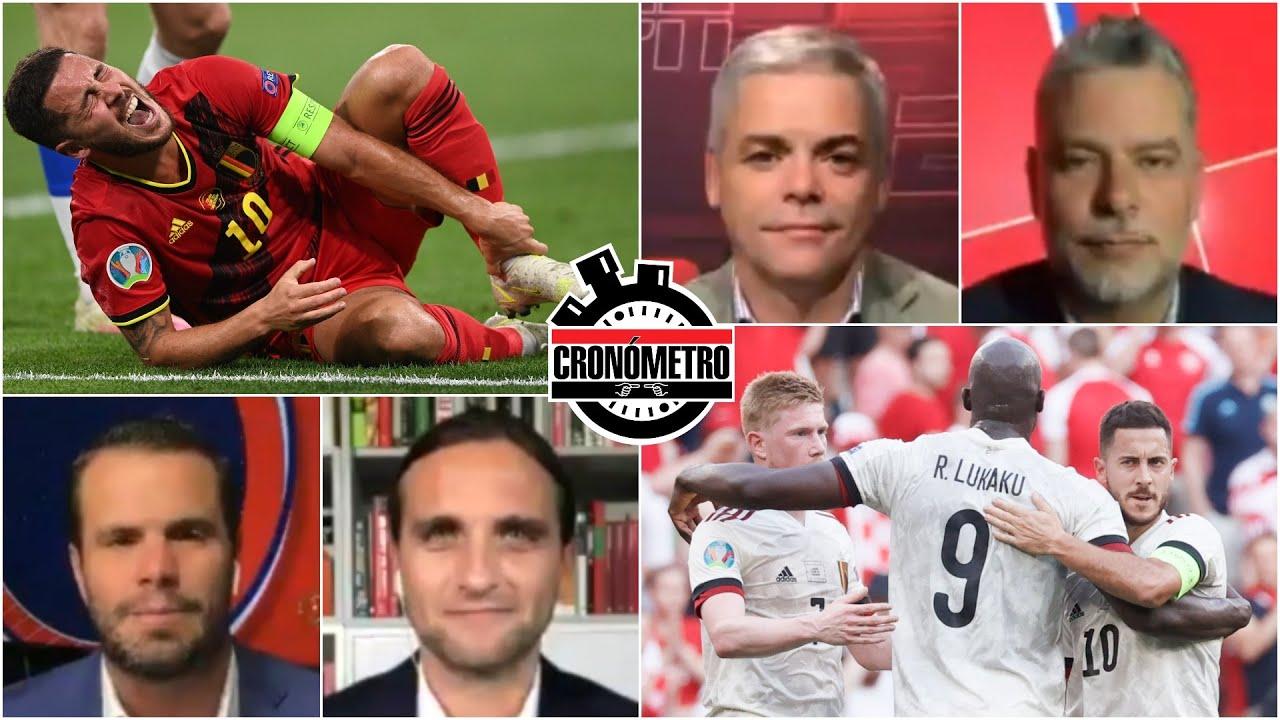 EL NIVEL DE HAZARD Bélgica necesita del jugador del Real Madrid para ser campeón de Euro 2020 | FDJ