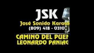 Leonardo Paniagua Camino Del Puente Karaoke