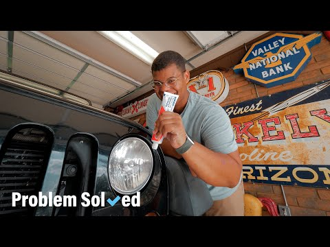 Car detailing you can do yourself | Problem Solved