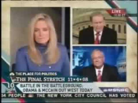 Generation Jones swing voter targeting analyzed on MSNBC